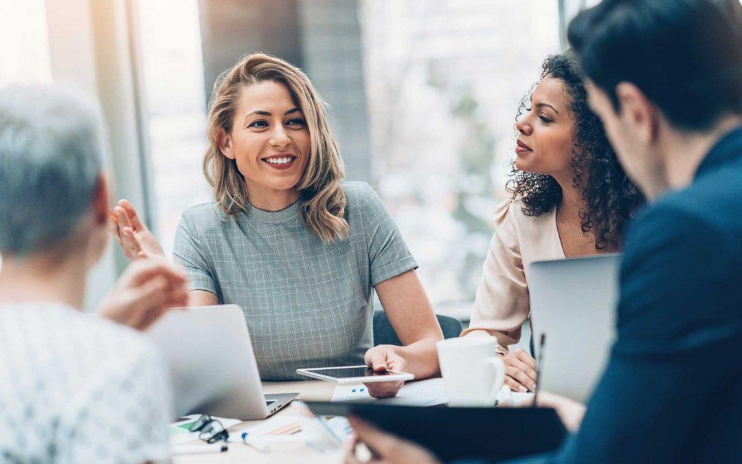 Unterschiede im Führungsstil zwischen höherem Management und Gruppenleitern
